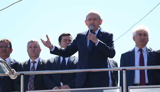 Kılıçdaroğlu: Biraz da Binali Yıldırım için çalışıyoruz