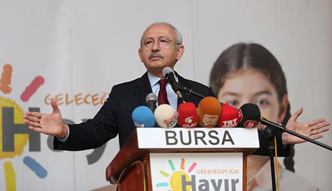 Kılıçdaroğlu yine 'yanlış bilgi' verdi