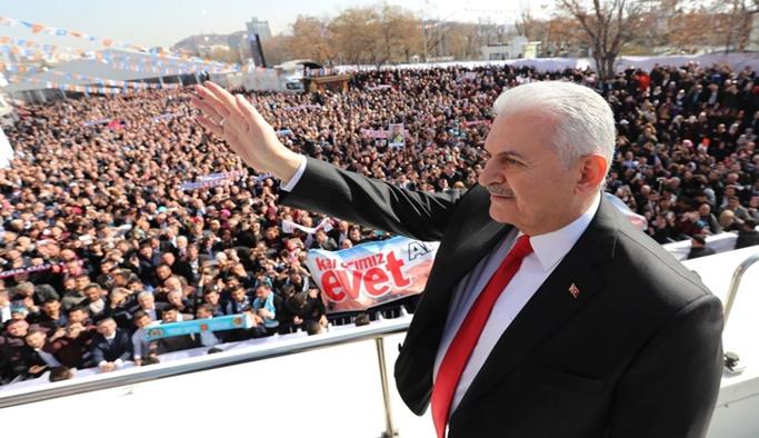 Kılıçdaroğlu'na seslendi: 'Evet diyenler haindir' cümlesinin hesabını ver
