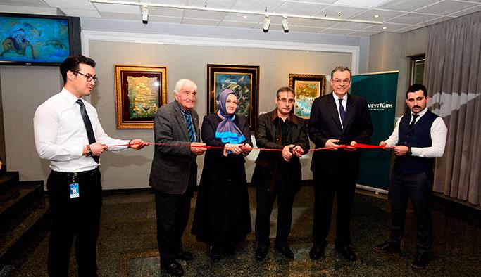 Kuveyt Türk Minyatür Sergisi ziyaretçilerini bekliyor