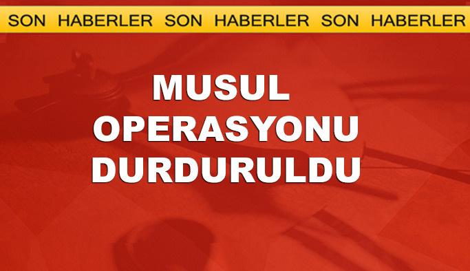 Musul'da zayiat arttı, operasyonlar durdu