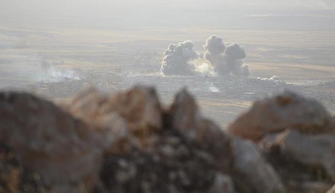 Musul'daki hava saldırısında sivil katliam