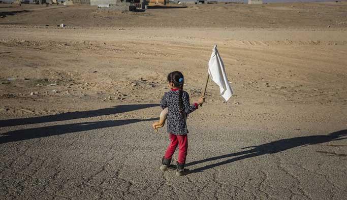 Musul'daki sivil katliamlarına tepki