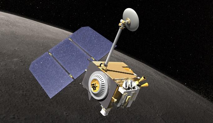 NASA Hindistan'ın kayıp uydusunu buldu