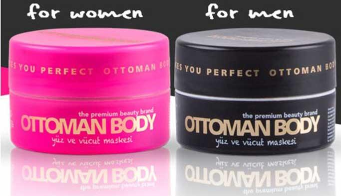 Ottoman Body Doğal Maske ve Fiyatı