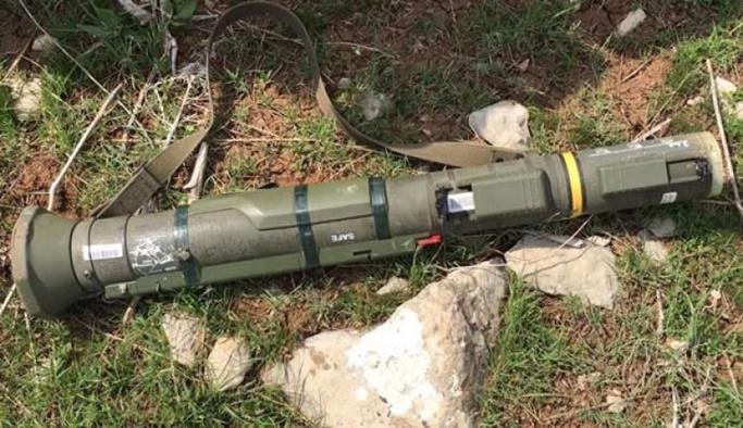 Suriye'de DEAŞ için verilen silah Türkiye'de PKK'dan çıktı