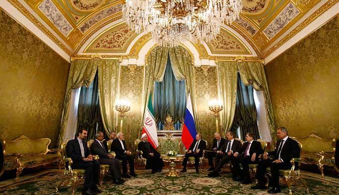 Rusya ile İran vizeleri kaldırdı