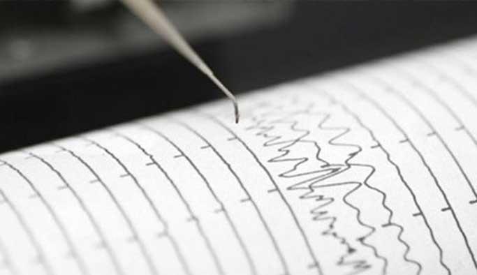 Manisa'da bir deprem daha meydana geldi