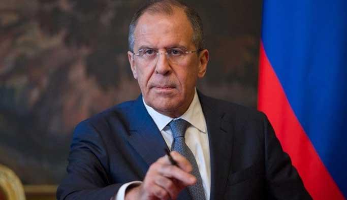 Lavrov: Kürtlerin Cenevre'ye katılmalarını sağlamak çok önemli