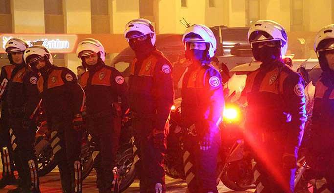 Sakarya'da bin 115 polis aynı anda meydanlara çıktı