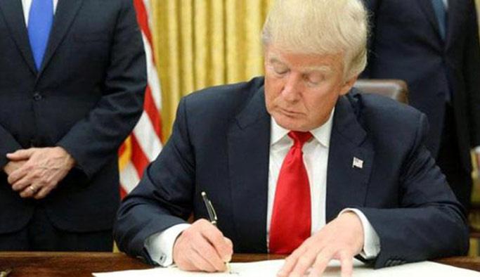 Trump'ın iki imzası 18 milyar dolar zarar