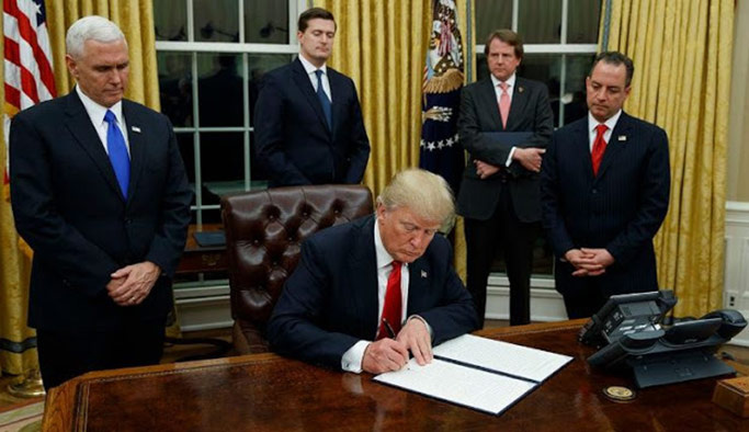 Trump'ın vize yasağı 'süresiz' durduruldu