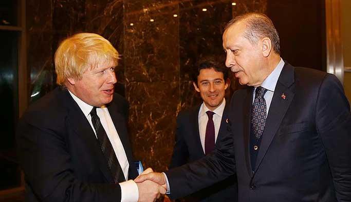 Türkiye ile İngiltere arasında yoğun ilişki trafiği