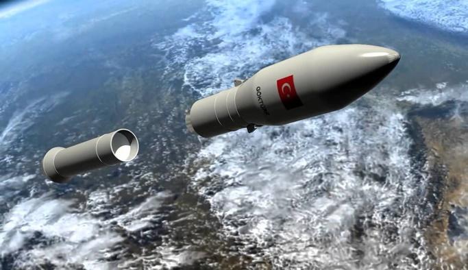 Türkiye Uzay Ajansı yasası Meclis'te