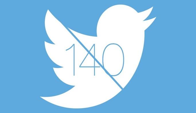 Twitter'dan 140 karakter zorunluluğuna düzenleme