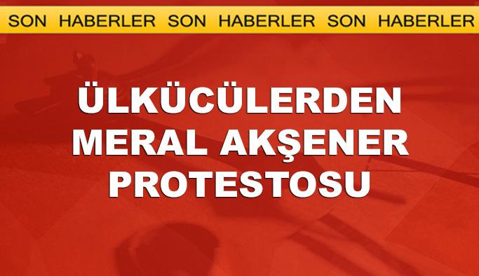 Ülkücüler Meral Akşener'in toplantısını bastı