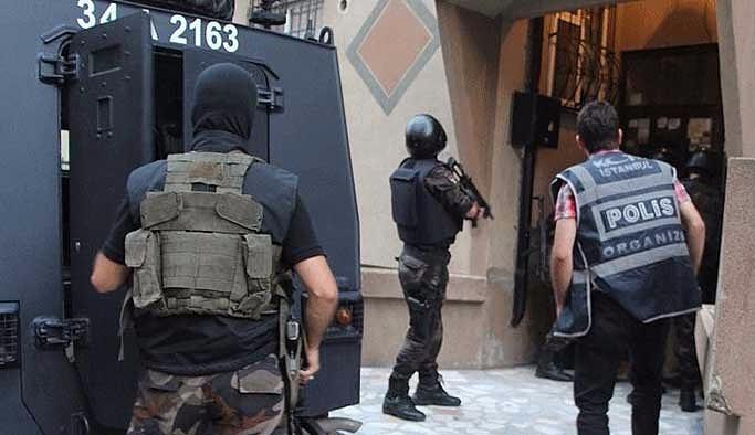 Uşak'ta üniversite öğrencilerine 'PKK' operasyonu