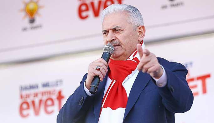 Yıldırım: PKK Kürtlere, FETÖ Nursi'ye ihanet etti