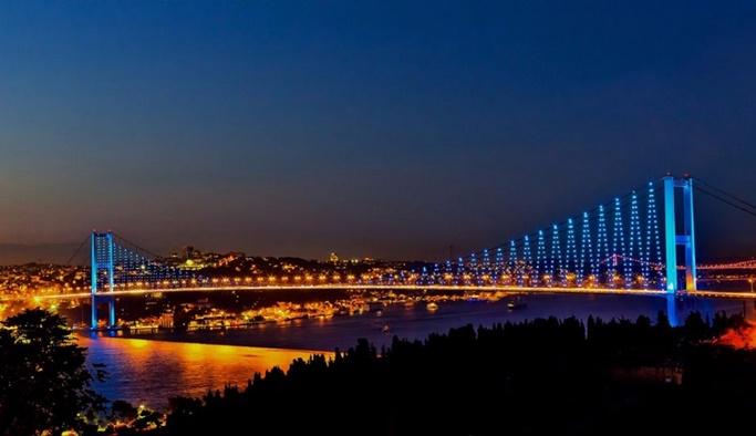 15 Temmuz Şehitler Köprüsü'nden serbest geçişler başlıyor