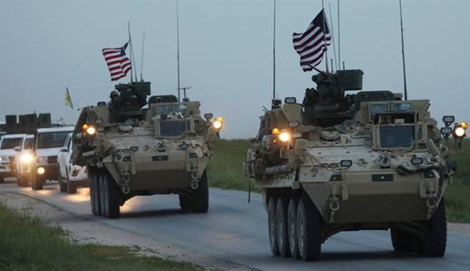ABD askerleri PKK cenazesine katıldı