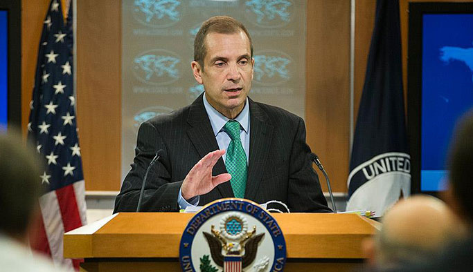 ABD: Türkiye'nin hava operasyonundan kaygılıyız