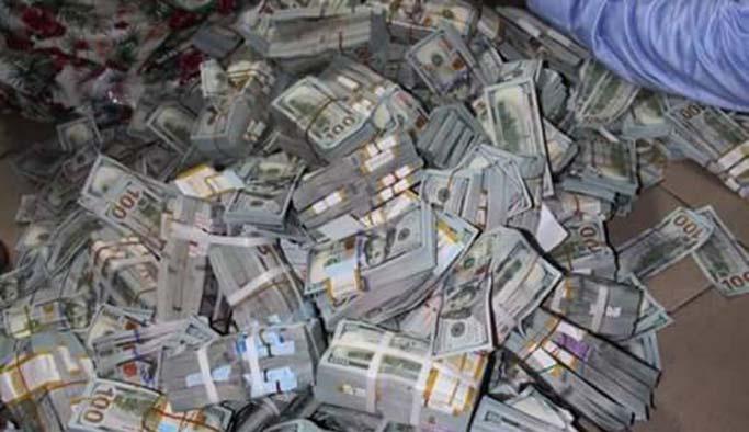 Almanya'dan valizlerle para getirmek isteyen Türkler engellendi