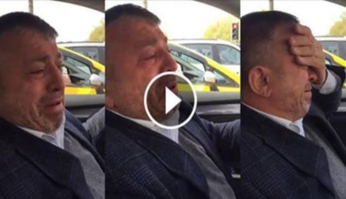 Arap medyasını sallayan Türk şoför hem ağladı hem ağlattı
