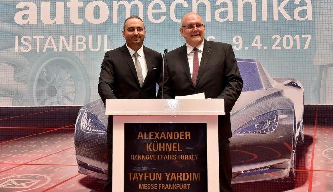 Automechanika Istanbul 2017 açıldı