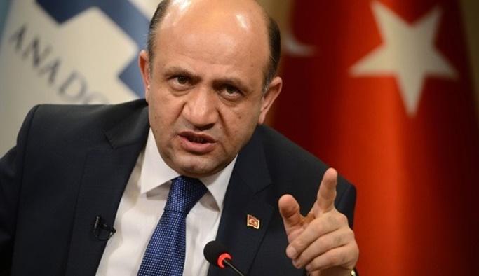 Bakan Işık: Sincar'da PKK'ya izin verilmeyecek