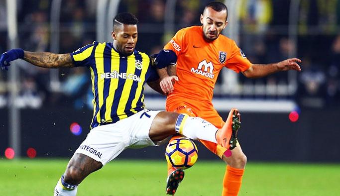 Başakşehir-Fenerbahçe ilk11'ler belli oldu