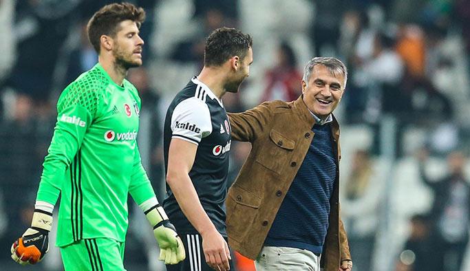 Beşiktaş zirvedeki yerini sağlamlaştırdı