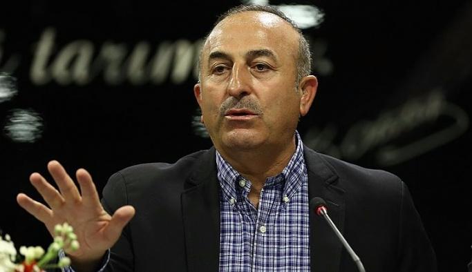 Çavuşoğlu: Barzani yönetimi tuzağa düşmüş