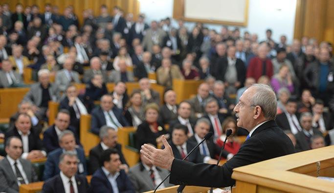 CHP'de 'kurultay' sesleri