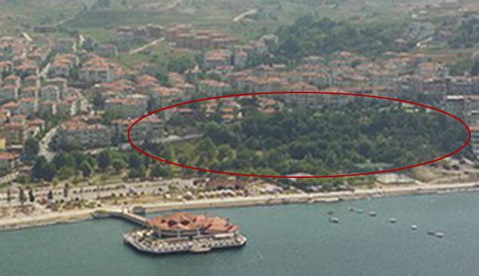 CHP'li belediye yeşil alanı AVM yapılması için sattı