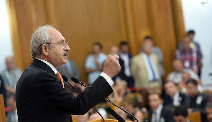 CHP 'Meclis mi sokak mı' konusunda son kararını verdi