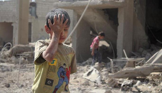 Doğu Guta'da 400 bin Suriyeli tehlikede