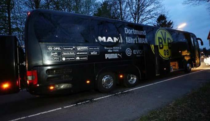 Dortmund saldırganı tutuklandı