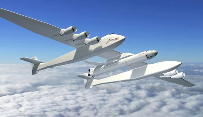 Dünya'nın en büyük uçağı olacak
