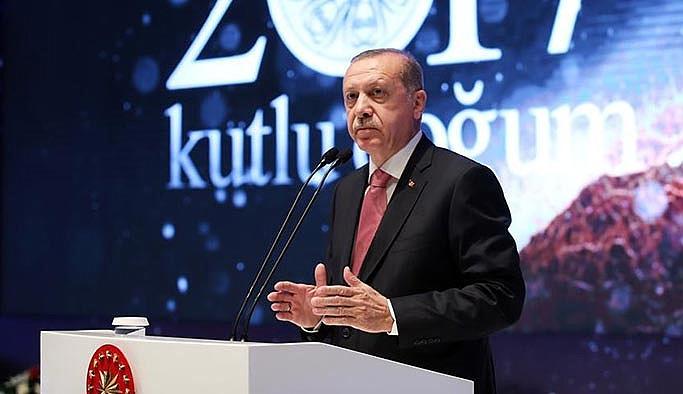 Erdoğan: Mezhepler dinin önüne geçiriliyor
