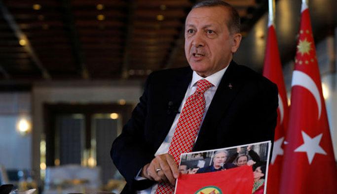 Erdoğan Reuters'a konuştu: AKPM'nin kararını tanımıyoruz
