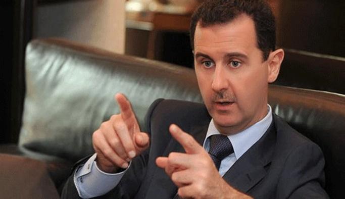 İsrail: Suriye'de Esed kalmalı