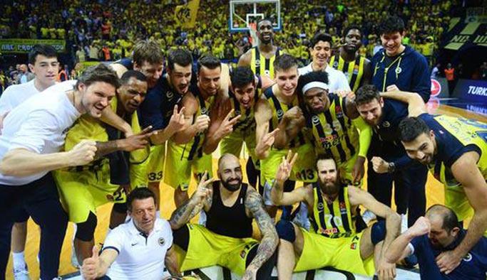 Fenerbahçe 'Final Fuor'a yükseldi