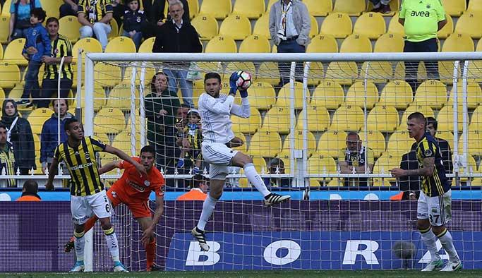 Fenerbahçe yine uzatma dakikalarında kazandı