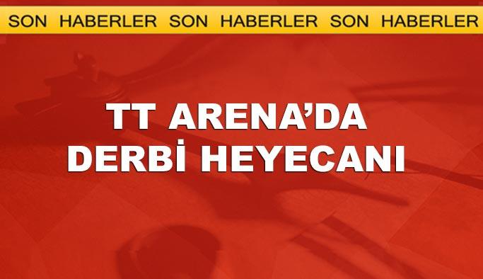 Fenerbahçeliler 6 yıl sonra TT Arena'ya böyle geldi