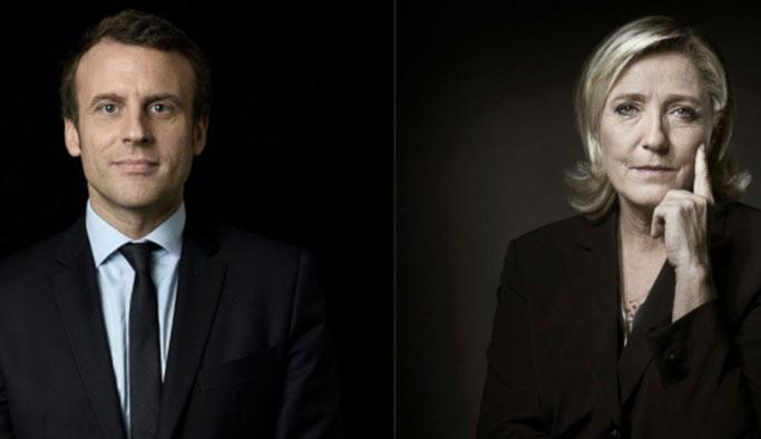 Fransa'da resmi olmayan ilk sonuçlar açıklandı