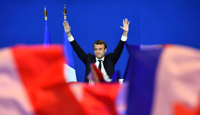 Fransa'da resmi sonuçlar açıklandı