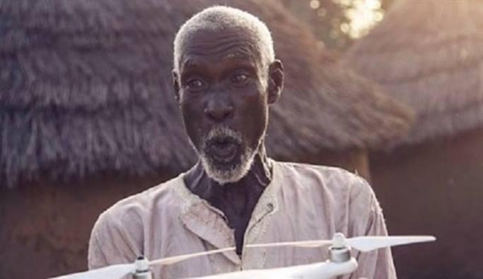 Ganalı Abdullah Amca'nın 'Mekke' hayali gerçekleşiyor