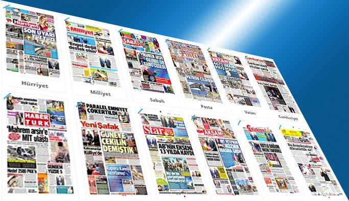 Gazetelerin bugünkü manşetleri - 27 Nisan 2017