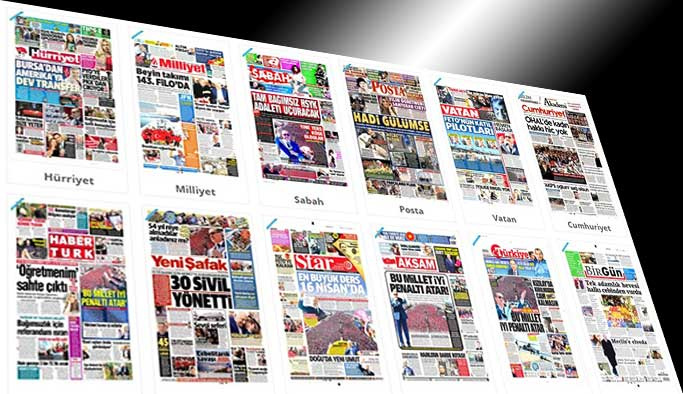 Gazetelerin bugünkü manşetleri - 3 Mart 2017