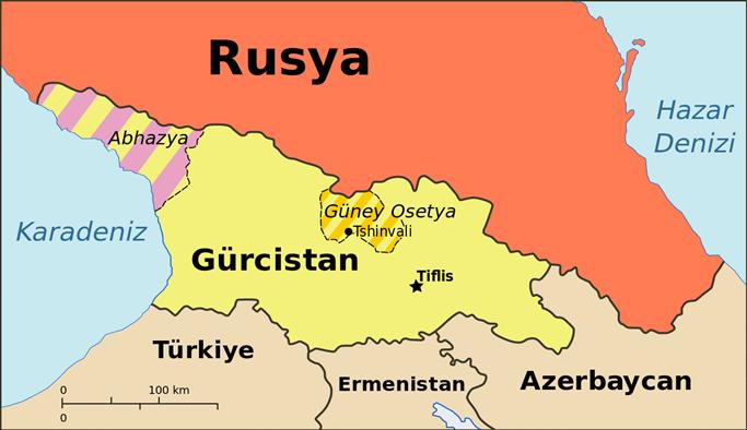 Güney Osetya ismini değiştiriyor